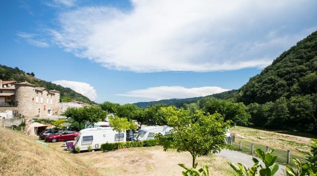 Camping Le Castelet